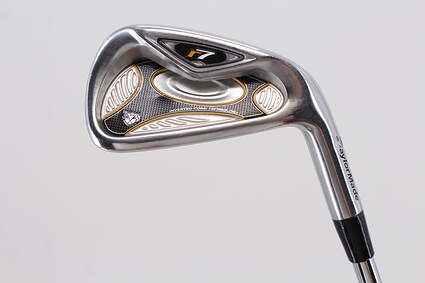 TaylorMade R7 TP Single Iron 4 Iron   True Temper Dynamic Gold S300 Steel Stiff Right Handed 38.75in