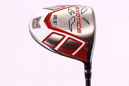 Tour Edge Exotics XCG5 Driver 10.5° Aldila RIP 60 Graphite Stiff Right Handed 46.0in