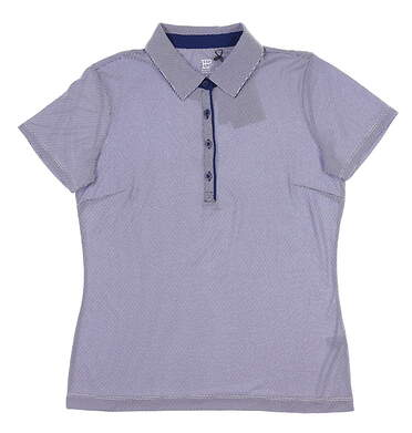 New Womens EP NY Polo Small S Blue MSRP $55
