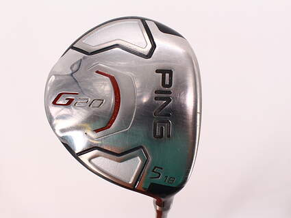 Ping G20 Fairway Wood 5 Wood 5W 18° Ping TFC 169F Graphite Regular Right Handed 42.25in