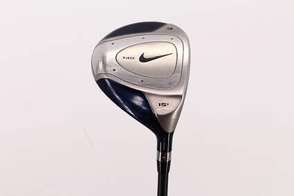 Nike Forged Titanium 275cc Driver 10.5° Nike Mid-Kick Graphite Regular Right Handed 47.0in