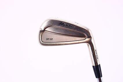 Mizuno MP 62 Single Iron 4 Iron   True Temper Dynamic Gold S300 Steel Stiff Right Handed 38.5in