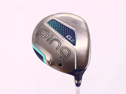Ping G LE Fairway Wood 7 Wood 7W 26° Ping ULT 230 Graphite Ladies Right Handed 41.5in