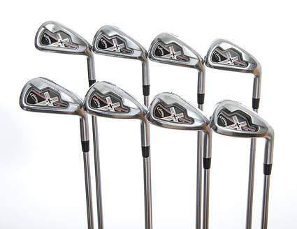 Callaway X Tour Iron Set 3-PW Rifle Prescion Steel Regular Right Handed 38.25in
