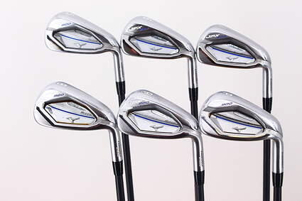 Mizuno JPX 900 Hot Metal Iron Set 5-PW Project X LZ 4.5 Graphite Graphite Regular Right Handed 38.0in