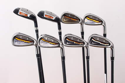 Nike Ignite Iron Set 4H 5H 6-PW SW Nike UST Ignite Graphite Ladies Right Handed 37.0in