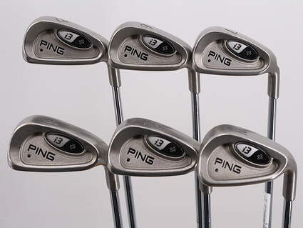 Ping i3 + Iron Set 5-PW Ping CS Lite Steel Stiff Right Handed 37.75in