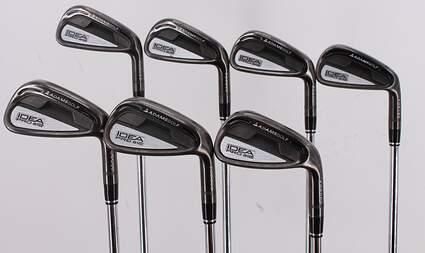 Adams Idea Pro A12 Iron Set 4-PW Nippon NS Pro 950GH Steel Stiff Right Handed 37.0in