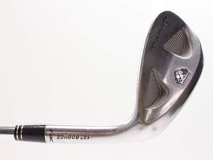 TaylorMade Rac Satin Tour TP Wedge Sand SW 56° 12 Deg Bounce True Temper Steel Wedge Flex Right Handed 35.25in