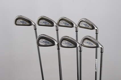 Callaway X-14 Iron Set 4-PW Callaway Stock Graphite Graphite Regular Right Handed 38.0in