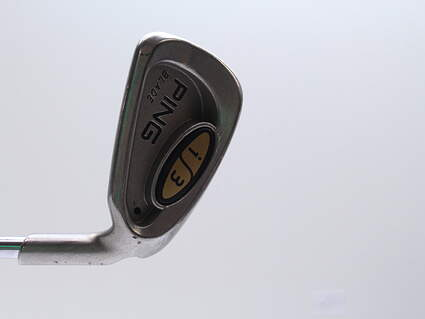 Ping i3 Blade Single Iron 8 Iron Ping JZ Steel Stiff Right Handed Black Dot 36.5in