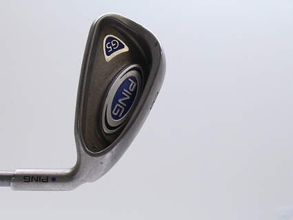 Ping G5 Single Iron 8 Iron Ping TFC 100I Graphite Senior Right Handed Blue Dot 36.25in