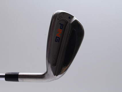 Ping S59 Single Iron 9 Iron Ping Z-Z65 with Cushin Insert Steel Stiff Right Handed Blue Dot 36.25in