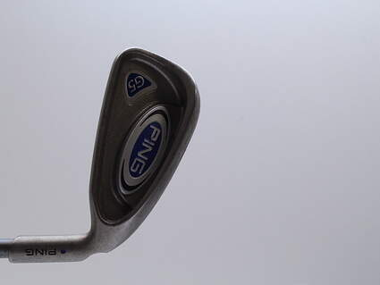 Ping G5 Single Iron 4 Iron Ping TFC 100I Graphite Senior Right Handed Blue Dot 38.25in