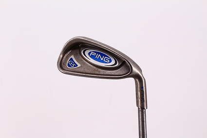 Ping G5 Single Iron 5 Iron Ping TFC 100I Graphite Senior Right Handed Blue Dot 37.75in