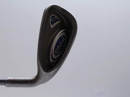 Ping G5 Single Iron 9 Iron Ping TFC 100I Graphite Senior Right Handed Blue Dot 35.75in