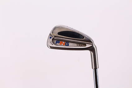 Ping S59 Single Iron 5 Iron Ping Z-Z65 with Cushin Insert Steel Stiff Right Handed Blue Dot 38.25in