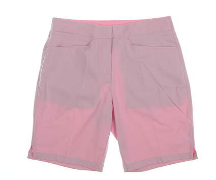 New Womens Puma Pounce Bermuda Shorts Small S Pale Pink 577944 04 MSRP $65