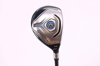 TaylorMade Jetspeed Hybrid 4 Hybrid 22° TM Matrix VeloxT 65 Graphite Regular Right Handed 40.25in