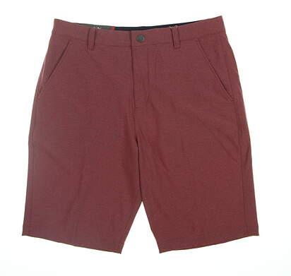 New Mens Puma Marshal Shorts 32 Rhubarb 577908 05 MSRP $70
