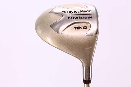 TaylorMade Ti Bubble 2 Forged Driver 12° TM Bubble Graphite Ladies Right Handed 44.0in