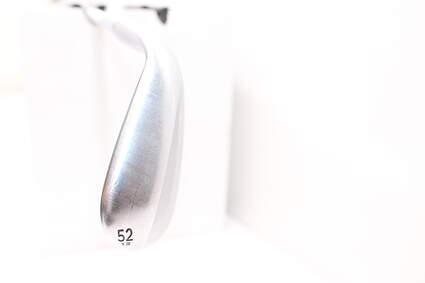 Tour Issue Ping Glide 2.0 Wedge Gap GW 52° 12 Deg Bounce Ping CFS Steel Regular Right Handed Black Dot 35.5in