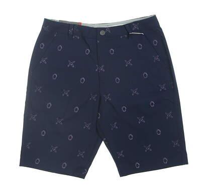 New Mens Puma Jaws Shorts 32 Peacoat 579307 01 MSRP $80
