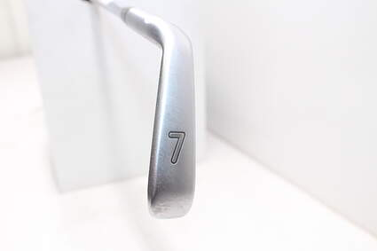 Tour Issue Ping iBlade Single Iron 7 Iron   Ping Z-Z65 Steel Stiff Right Handed Red dot 36.75in