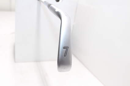 Tour Issue Ping iBlade Single Iron 7 Iron Nippon NS Pro Modus 3 Tour 120 Steel X-Stiff Right Handed Green Dot 38.0in