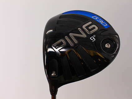 Mint Ping G30 Driver 9° Ping Tour 65 Graphite Stiff Left Handed 45.25in