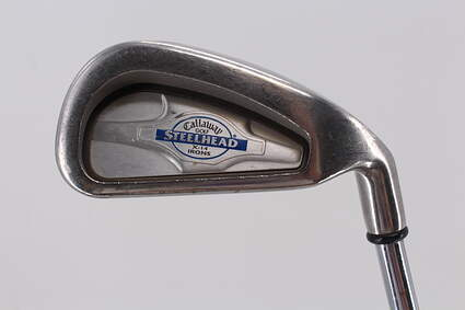 Callaway X-14 Single Iron 4 Iron   Callaway Stock Steel Steel Regular Right Handed 38.75in