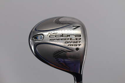 Cobra Speed LD M Offset Fairway Wood 7 Wood 7W Cobra Bassara M Speed Tuned Graphite Ladies Right Handed 41.0in
