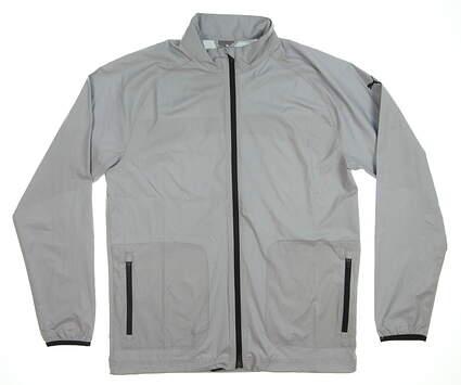 New Mens Puma Zephyr Jacket Medium M Quarry 577902 01 MSRP $80