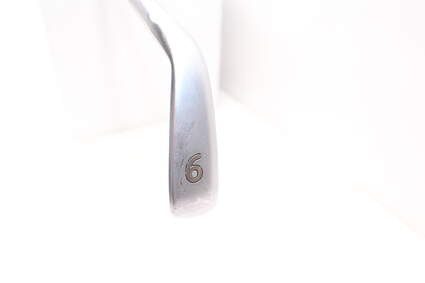 Tour Issue Ping i200 Single Iron 6 Iron   Project X 5.5 Steel Regular Right Handed Black Dot 37.0in
