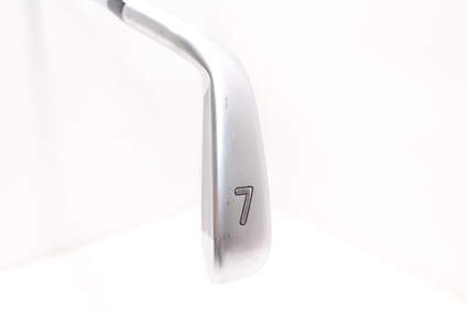 Tour Issue Ping i200 Single Iron 7 Iron   Nippon 950GH Steel Stiff Right Handed Red dot 37.0in