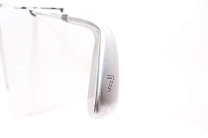 Tour Issue Ping i200 Single Iron 7 Iron   Project X 6.5 Steel X-Stiff Right Handed Black Dot 37.0in