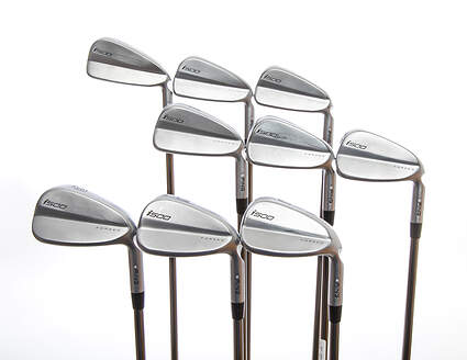 Ping i500 Iron Set 3-PW GW UST Recoil 780 ES SMACWRAP Graphite Regular Right Handed Silver Dot 38.0in