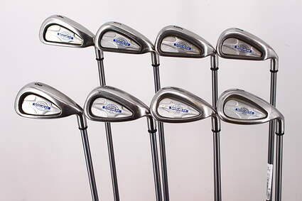 Callaway X-14 Iron Set 4-PW SW Callaway Stock Graphite Graphite Regular Right Handed 38.0in