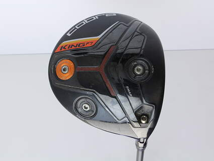 Cobra King F7 Driver 10.5° Fujikura Pro 60 Graphite Regular Right Handed 45.25in