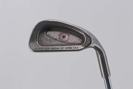 Ping Eye 2 + Single Iron 4 Iron   Ping KT Steel Regular Right Handed Red dot 38.5in