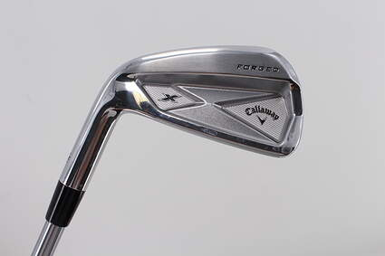 Callaway 2013 X Forged Single Iron 6 Iron   Project X Pxi 5.5 Steel Stiff Left Handed 37.75in