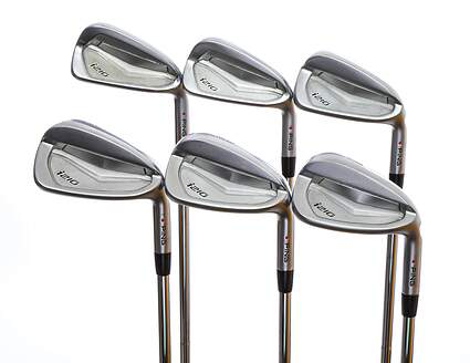 Ping i210 Iron Set 5-PW FST KBS Tour 90 Steel Regular Right Handed Red dot 38.75in