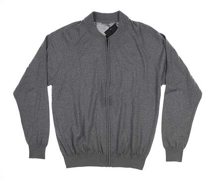 New Mens Ping Pax Sweater Large L Gray S03321 MSRP $169