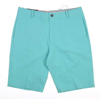 New Mens Puma Jackpot Shorts 32 Blue Turquoise 578182 17 MSRP $65