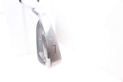 Tour Issue Ping S55 Single Iron 7 Iron   True Temper Dynamic Gold X100 Steel X-Stiff Right Handed Blue Dot 37.0in