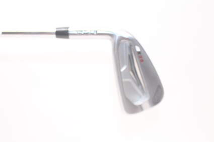 Tour Issue Ping S55 Single Iron 4 Iron   Ping CFS Steel X-Stiff Left Handed Black Dot 38.5in