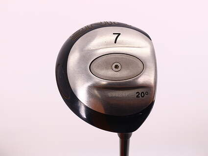 Ping i3 Fairway Wood 7 Wood 7W 20° Ping Aldila 350 Series Graphite Stiff Right Handed 42.0in