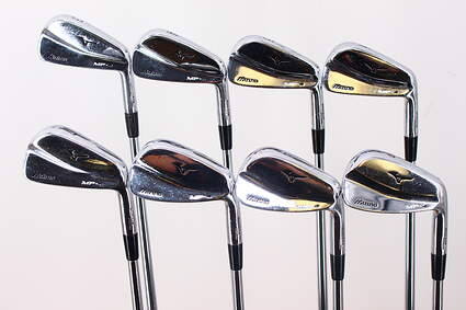 Mizuno MP 4 Iron Set 3-PW Project X 6.5 Steel X-Stiff Right Handed 38.0in