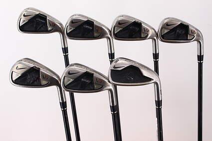 Nike VR S Covert Iron Set 5-PW Kuro Kage Black Iron 70 Graphite Senior Right Handed 38.75in