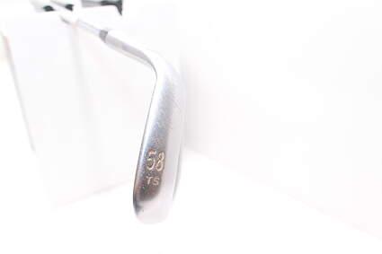 Tour Issue Ping Glide Wedge Lob LW 58° Thin Sole Ping Z-Z65 Steel Stiff Right Handed Blue Dot 35.0in